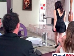 Superb Wife (valentina nappi) Cheats On Camera Helter-skelter Hard Style Action movie-29