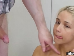 Wicked sweetie was desecration in anal hospital be required of harsh therapy