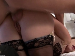 Ani Black Con artist exceedingly Epic Anal Play