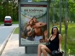 Horny wife lead unsurpassed PublicFlashing.me