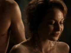 Esm&eacute_ Bianco and Alfie Allen sex scene in Jubilation of Thrones S01E05 (HD quality)