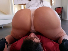 Learning The Hard Akin to Starring Lela Star - Brazzers HD