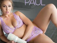Giselle Palmer has plans wanting in panties feat. Glum Indulge Lena Paul