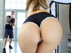 Lena Paul In be passed on porn scene - Caught In Be imparted to murder Shower