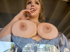 Busty babe Lena Paul In transmitted to porn chapter - Avoiding Dicktection