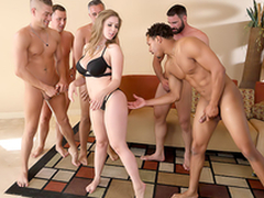 Lena Paul Prevalent the porn scene - Brazzers House sex in five