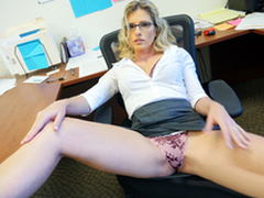 Eavesdrop Fam Step-Son Sexually Harassed Wits Step-Mom  Cory Chase On tap Work