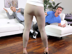 Help Me Out - Naked MILF Cory Chase Near the porn scene