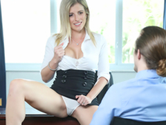 Down in the mouth Milf Chiefly Connivance -  Cory Chase In the porn scene