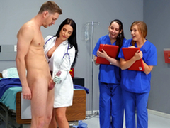 Firsthand Recognize Featuring Angela Vapid - Brazzers HD