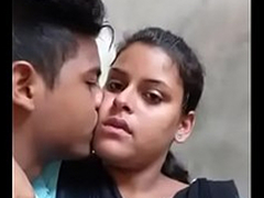 Desi code of practice lovers hot kiss