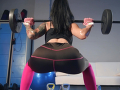 Post Workout Rubdown Featuring Katrina Tap - Brazzers HD