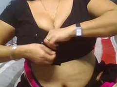 Desi babe Richa enjoying thither her sweetheart