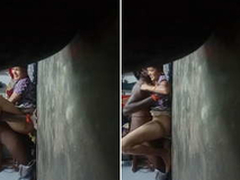 Telugu Wife pain Full Sexual congress With Soft-pedal
