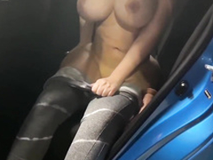 Blindfolded thick milf XXX get hitched makes me cum and eats it on all sides of