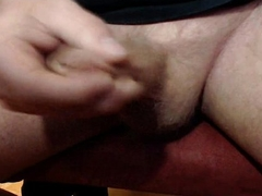 gaycammate.com delighted guy playing with passing weasel words and spunk fountain webcam