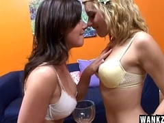 Penny Flame And Lexi Beauty Have An Surprising Fellow-feeling a amour Fest